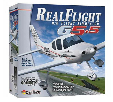 Real Flight Simulator G5.5