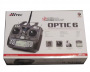 שלט רחוק HiTEC Optic 6